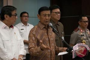 Wiranto Bantah Kabar Kriminalisasi Ulama oleh Pemerintah
