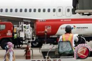 Pertamina Tambah Pasokan Avtur Bandara Sepinggan Balikpapan