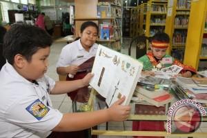 Gerakan Literasi Sekolah di Penajam Belum Maksimal