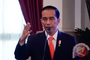 Jokowi Tegaskan Tak Ada Ampun untuk Penjahat Narkoba
