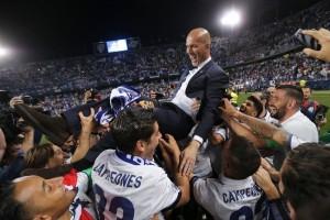 Real Madrid Juara Piala Super Spanyol