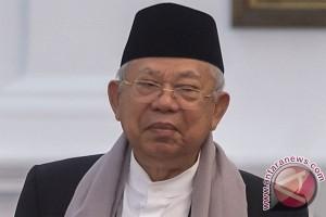 Ketua MUI Dikukuhkan Jadi Guru Besar Ekonomi Syariah