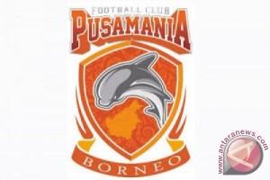 Borneo jajal klub lokal jelang kompetisi bergulir