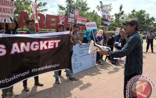 KMSAK Tuntut Pansus Angket KPK Dibubarkan
