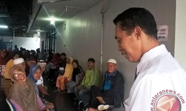 Pembayaran Pensiun ke-13 Senilai Rp54,5 M di Samarinda Lancar