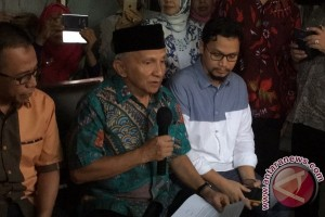 KPK Tidak Terpengaruh Pernyataan Amien Rais