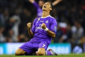 Ronaldo Pertahankan Gelar Pemain Terbaik Dunia