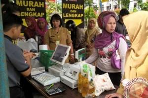 DPMPD Kaltim Gelar Pasar Murah