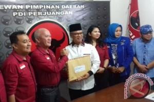Syaharie Jaang Ramaikan Bursa Bacagub PDIP