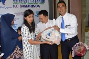 Taspen Samarinda Gelar Pasar Murah