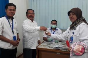 BNNK Samarinda Tes Urine Dadakan Pegawai Kelurahan Sempaja Selatan