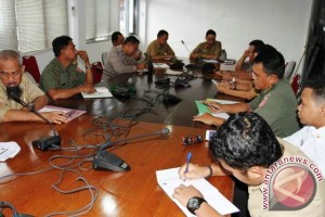Disporapar Paser Seleksi 35 Anggota Paskibraka