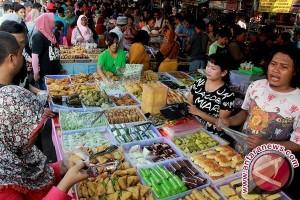 Kodim-Dinas Ketahanan Pangan Penajam Gelar Pasar Murah