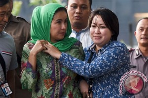 Istri Gubernur Bengkulu OTT KPK