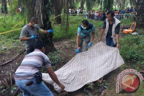 Polisi Paser Uji Laboratorium Barang Bukti Kasus Pembunuhan