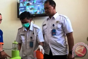 BNN Kaltim Memusnahkan 16,6 Gram Sabu-Sabu