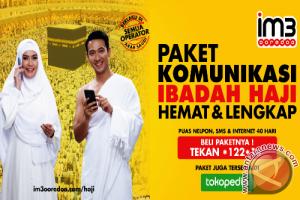 Indosat Gandeng Operator Arab Saudi Layani Haji