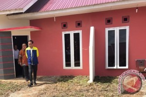 Presiden Tinjau Proyek Rumah Tapak Murah di Balikpapan