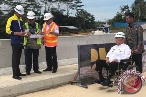 Presiden Targetkan Proyek Tol Balikpapan-Samarinda Rampung 2018