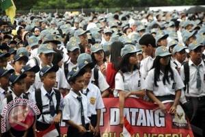Disdik Samarinda Larang Peloncoan saat MOS
