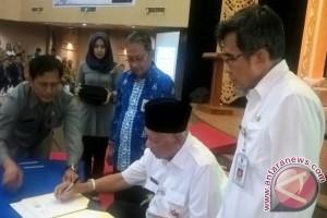Pemprov-BPD-BKKBN Kaltim Kerja Sama Pemanfaatan Dana Desa