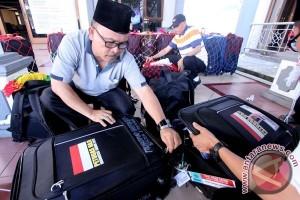 Persiapan Keberangkatan Petugas Haji
