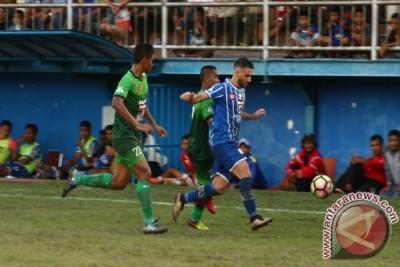 Persiba Menang 1-0 Atas PS TNI