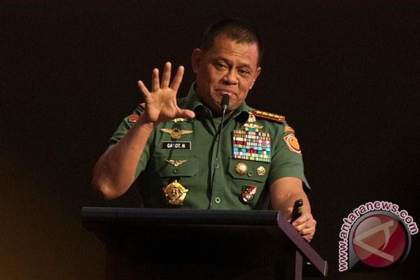 Puspen: Pernyataan Panglima TNI Bukan Konsumsi Publik