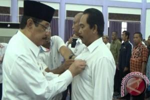Bupati Paser Lantik Pengurus FKDM Tingkat Kecamatan