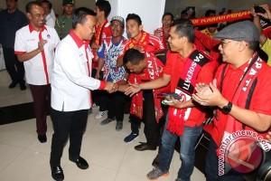 Jumpa Suporter Sepak Bola Indonesia