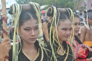 Four Countries Participate in Buen Festival in East Kalimantan