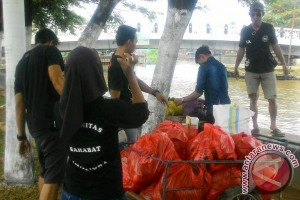 Sahabat Samarinda Kembali Rawat Sungai Karang Mumus