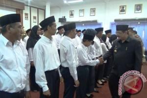 Bupati Paser Lantik 29 Anggota BPD