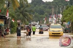 Wilayah Balikpapan Dilanda Banjir pada Hari Kemerdekaan