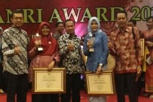 """Pupuk Kaltim Raih Dua """"ANRI Award 2017"""""""