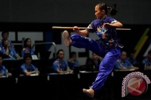 SEA Games 2017 - Felda Raih Emas Pertama Wushu bagi Indonesia