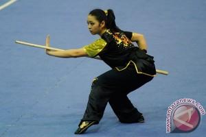 Wushu Kembali Tambah Pundi Emas Indonesia