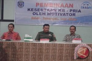 BKKBN Kaltim Gelar Pemantapan  Motivator KB Pria