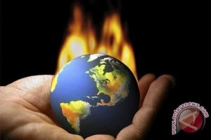 Indonesia Turunkan 11 Persen Emisi Gas Rumah Kaca