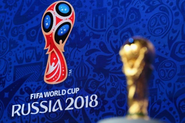 Daftar Negara Lolos Piala Dunia 2018