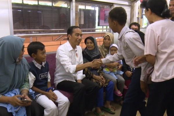 Presiden Jokowi Minta Aparat Pemerintah Turun ke Bawah