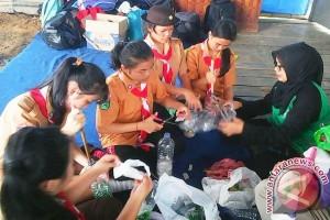 Komunitas GMSS-SKM Ajarkan Restorasi Sungai Kepada Pelajar