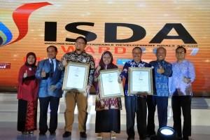 Pupuk Kaltim Raih Tiga Platinum dan Tiga Gold pada ISDA 2017