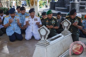 Ziarah Panglima TNI di Yogyakarta
