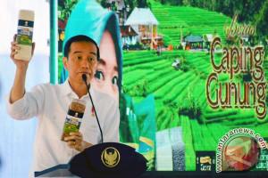 Silaturahmi Serikat Paguyuban Petani