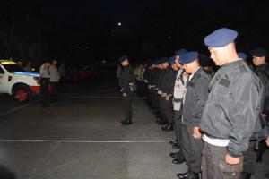 Brimob Kaltim Kembali Perkuat Pengamanan Jakarta