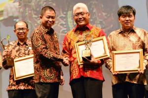 Pupuk Kaltim Raih Penghargaan Subroto 2017