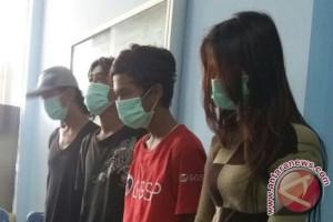 BNNK Balikpapan Tangkap Lima Pelaku Penyalahgunaan Narkotika