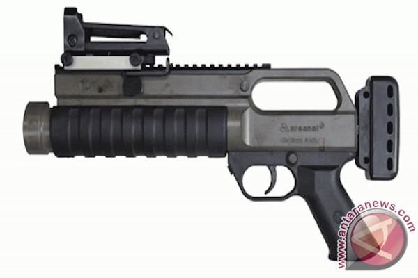 Pengadaan Senjata Impor Korps Brimob itu Legal