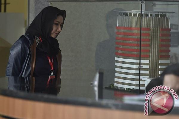 40 tas mewah Rita Widyasari disita KPK